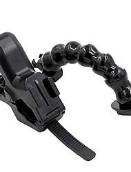 levne -Nastavitelný Pohodlné Pro Akční kamera Gopro 5 Gopro 4 Gopro 3 Kolo Cestování Plastický
