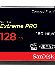Недорогие -SanDisk 128GB Compact Flash  CF Card карта памяти Extreme PRO 1067X UDMA7