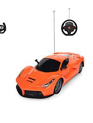 Недорогие -Автомобиль Гоночное судно 1001 1:12 Бесколлекторный электромотор RC автомобилей 2.4G Оранжевый Готов к использованиюАвтомобиль
