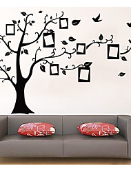 Combination The Tree Photo Wall Stickers