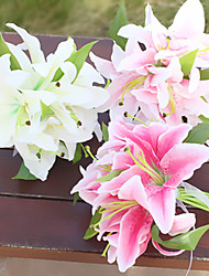 The Man-Made Lily Bouquet