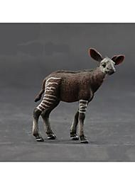 cheap -Pretend Play Toys Horse Lion Zebra Toys Animals Novelty Plastic Boys' Pieces