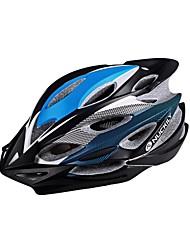 Недорогие -Nuckily Мотоциклетный шлем Велоспорт 22 Вентиляционные клапаны Регулируется Экстремальный вид спорта One Piece Горные Город Ультралегкий