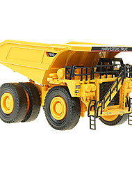 Carros de brinquedo Brinquedos Caminhão Veiculo de Construção Retratável Caminhão Liga de Metal Metal Para Meninos Para Meninas Natal