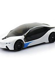 cheap -Race Car Toys 1:64 Metal Plastic White
