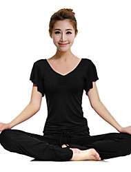 Yoga Clothing Suits Breathable Comfortable Stretchy Sports Wear Women's Yoga