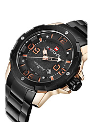 cheap -Men's Wrist watch Fashion Watch Sport Watch Quartz Hot Sale Alloy Band Casual Multi-Colored