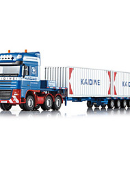 KDW Toy Cars Toys Truck Container Truck Toys Truck ABS Plastic Metal Classic & Timeless Chic & Modern 1 Pieces Boys' Girls' Christmas