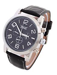 cheap -Men's Sport Watch Dress Watch Fashion Watch Wrist watch Mechanical Watch Automatic self-winding Genuine Leather Band Charm Casual Luxury