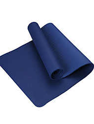 baratos -Yoga Mats Sem Cheiros Amiga-do-Ambiente TPE 4.0 mm para
