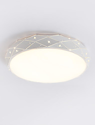 cheap -OYLYW Flush Mount Ambient Light - Mini Style, 110-120V / 220-240V, Warm White / White, LED Light Source Included / 5-10㎡ / LED Integrated