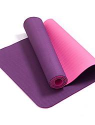 baratos -Yoga Mats Sem Cheiros Ecológico Grossa 6 mm