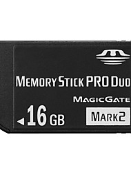 abordables -Other 16GB Tarjeta de Memoria Stick PRO Duo Clase 10