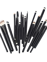 cheap -20Pcs Makeup Brushes Set Powder Foundation Eyeshadow Eyeliner Lip Cosmetic Brushes Make Up Brush Set Hot Selling