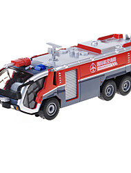 cheap -Toy Cars Toys Fire Engine Vehicle Toys Retractable Truck Fire Engines ABS Plastic Metal Classic & Timeless Chic & Modern 1 Pieces Kids
