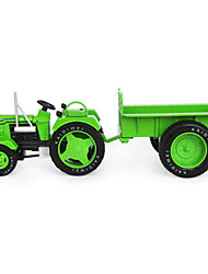 cheap -Toy Cars Toys Construction Vehicle Farm Vehicle Toys Retro Retractable Simulation Machine Truck Metal Alloy Plastic Metal ABS Vintage