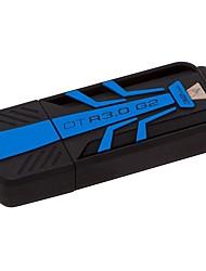Kingston dtr30g2 32gb usb 3.0 unidade flash 100mb / s ler 45mb / s escrever datatraveler impermeável