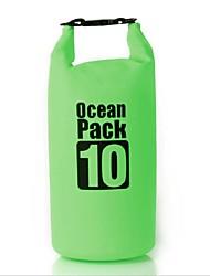 10 L Водонепроницаемый сухой мешок Сжатие обновления Водонепроницаемая сумка Водонепроницаемость Быстровысыхающий Дожденепроницаемый