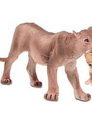cheap -Lion Display Model Animals Simulation Classic & Timeless Chic & Modern Polycarbonate Plastic Boys' Girls'