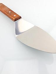 1 Pças. espátula For Para utensílios de cozinha Metal Madeira Alta qualidade Gadget de Cozinha Criativa Novidades