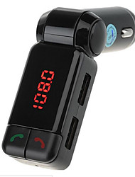 BC06 Bluetooth Car Ladegerät MP3-Player FM-Transmitter