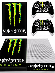 cheap -B-Skin® Xbox One S Console Protective Sticker Cover Skin Controller Skin Sticker