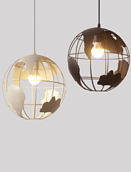 cheap -Pendant Light ,  Modern/Contemporary Traditional/Classic Rustic/Lodge Retro Lantern Drum Country Island Globe Bowl Vintage Others Feature