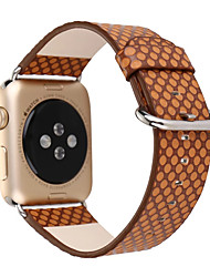 cheap -Watch Band For Apple Watch 3 Series 1 2 Classic Buckle Genuine Leather Replacement Band
