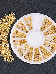 1SET Chiodo decorazione di arte strass Perle Cosmetici e trucchi Fantasie design per manicure