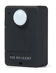 cheap -Smart PIR MP Alert A9 Anti-theft Monitor Detector GSM Alarm System for Home
