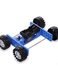 Brinquedos a Energia Solar Kit Faça Você Mesmo Carros de brinquedo Brinquedos Carro Inovador Faça Você Mesmo Para Meninos Peças
