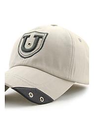 Недорогие -унисекс моды хлопка бейсболки шляпа от солнца мужчины женщины твердый регулируемый открытый вид спорта случайные лето все сезоны