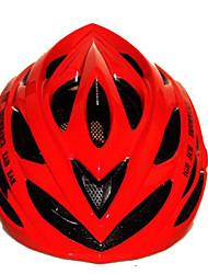 Недорогие -KUYOU Мотоциклетный шлем 22 Вентиляционные клапаны прибыль на акцию ПК Виды спорта Горный велосипед Шоссейные велосипеды Пешеходный туризм - Небесно-голубой Красный Зеленый Муж. Жен. Универсальные