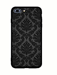 cheap -For iPhone X iPhone 8 Case Cover Pattern Back Cover Case Tile Hard Acrylic for Apple iPhone X iPhone 8 Plus iPhone 8 iPhone 7 Plus iPhone