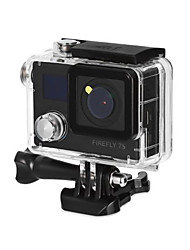 cheap -Sports Action Camera 12MP 1920 x 1080 Waterproof Wide Angle Convenient USB Multi-function 60fps 120fps 30fps 2 CMOS 32 GB H.264 Burst Mode