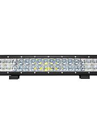 5d conduit bar lighr 180W 17 pouces lumières offroad conduite 1800lm conduit bateau voiture suv lampes 12v ip68