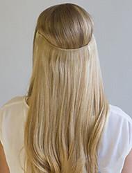 Недорогие -Flip In Расширения человеческих волос Высокое качество Классика Жен. Повседневные