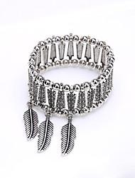 Недорогие -ювелирные изделия ювелирных изделий сплава цепи браслета богемные для подарка подарка дня рождения юбилея свадьбы
