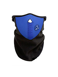 Breathable Riding Skiing Headgear Motorcycle Cycling Protect Fleece Fabric