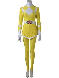 Súper Héroes Cosplay Disfrace de Cosplay Ropa de Fiesta Cosplay de películas  Top Pantalones Guantes Cinturón Más Accesorios Halloween