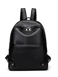 Недорогие -Жен. Мешки Полиуретан рюкзак для на открытом воздухе Все сезоны Зеленый Черный Красный