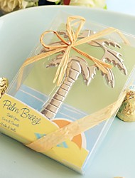 Hawaii Beach Palm Tree Bottle Opener Favor 11 x 8 x 1.5 cm/box Beter Gifts®Life Style