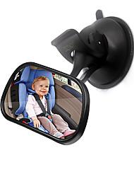 Недорогие -ziqiao автомобиля заднее сиденье зеркало интерьер монитор младенца безопасности зеркало заднего вида