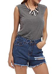unterzeichnen Jeans Größe Frauen in Europa und Amerika ebay aliexpress amazon ausländische Trepanationsloch Shorts