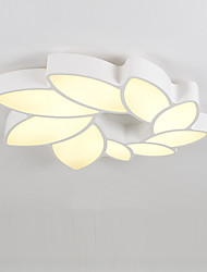 cheap -Modern Style Simplicity LED Ceiling Lamp Metal Flush Mount Living Room Bedroom light Fixture