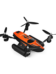 cheap -RC Drone WL Toys Q353 4CH 6 Axis 2.4G Without Camera RC Quadcopter LED Lights One Key To Auto-Return Auto-Takeoff Headless Mode Hover RC