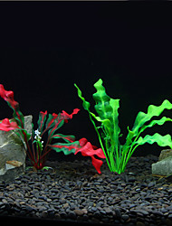 economico -Decorazioni Acquario Pianta marina Artificiale