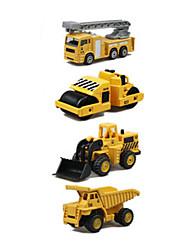 Brinquedos Veiculo de Construção Brinquedos Caminhão Maquina de Escavar Plástico Metal Clássico Chique & Moderno 1 Peças Para Meninos