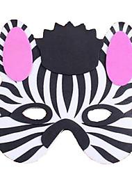 Maschere di Halloween Maschera animale Giocattoli Con animale Tema Horror Cartoni animati 1 Pezzi Unisex Carnevale Giornata universale