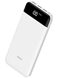 Meiyi® 20000mAhpower bank external battery QC 3.0 Multi-Output with Cable 20000 2400/2000/1000 QC 3.0 Multi-Output with Cable